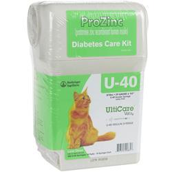 Prozinc Diabetes Care Kit U40
