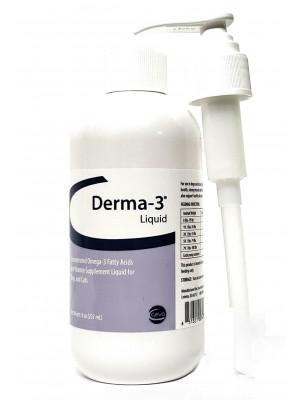 Derma-3 Liquid - Omega 3 with vitamins